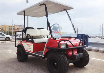 Balearic marine - carrito